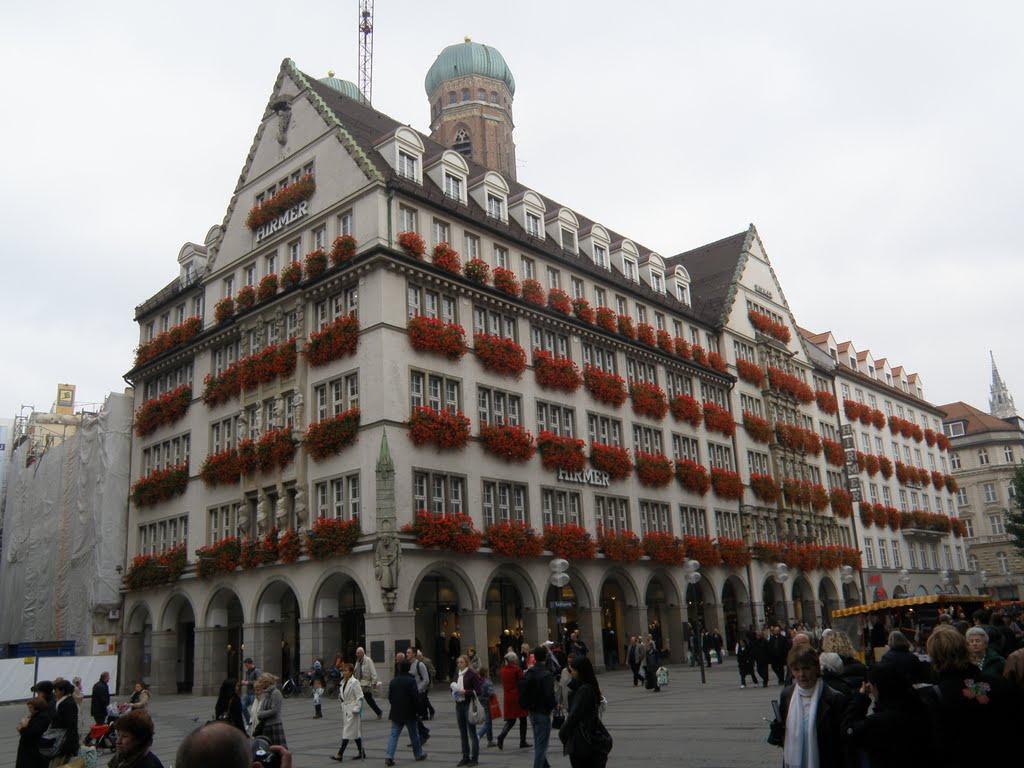 Munchen, Мюнхен