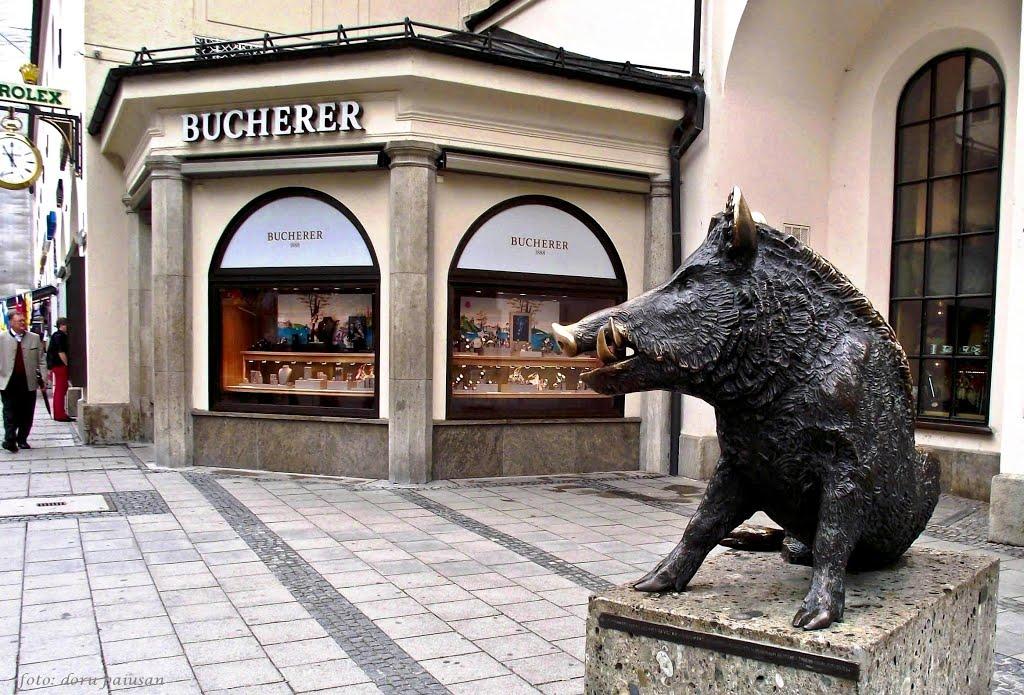 An old friend in München, Мюнхен