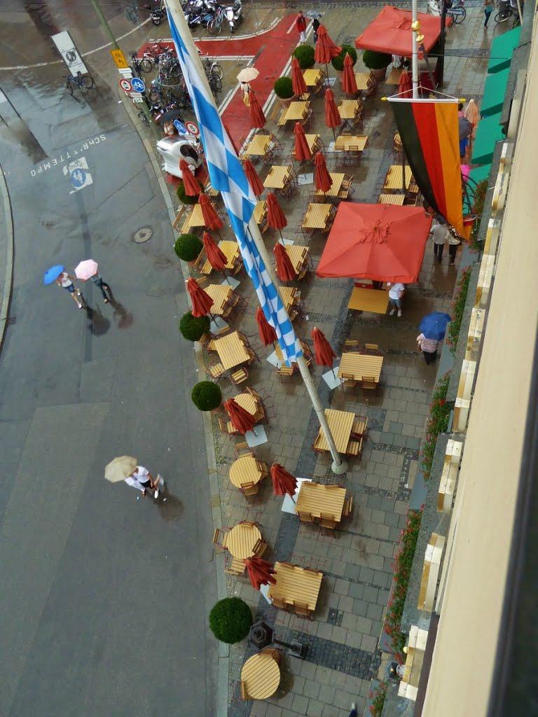 Café Max-Joseph-Platz (München), Мюнхен