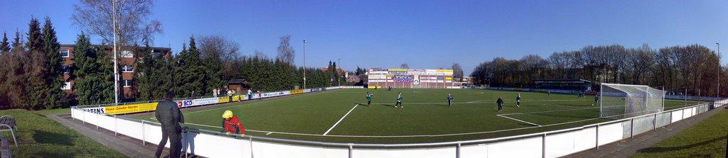 Stadion Alexanderstrasse (VfL Oldenburg), Oldenburg, Ольденбург