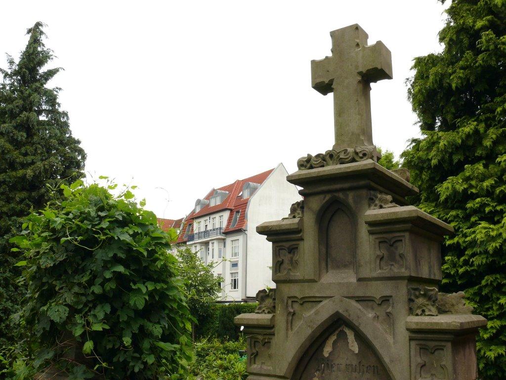 Oldenburg Gertrudenfriedhof, Ольденбург