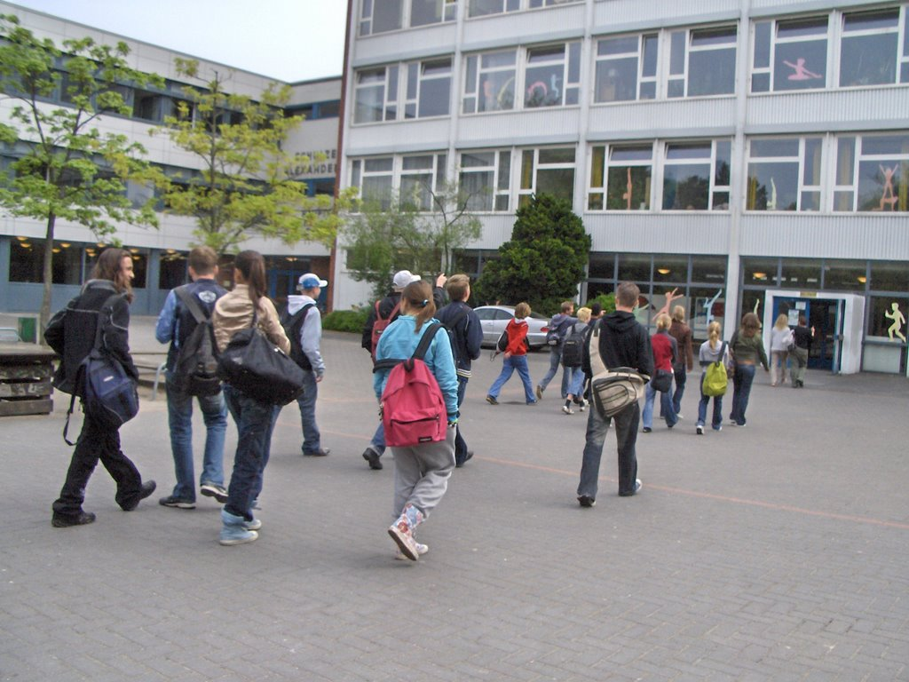 Neues Gymnasium, Ольденбург