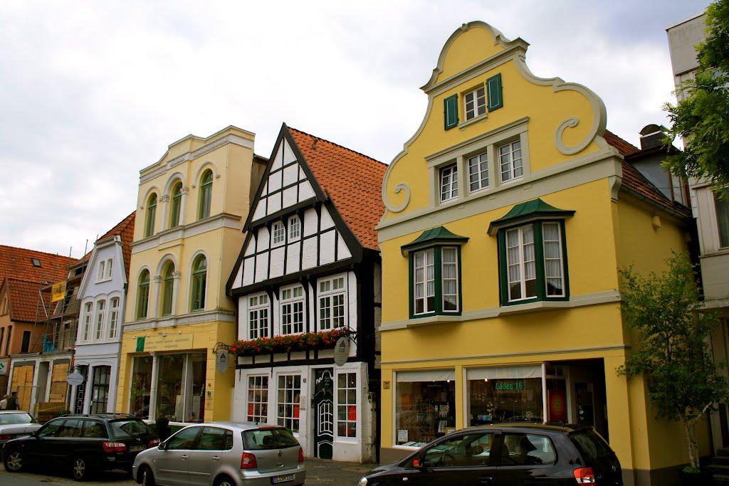 Sárga - Yellow - Oldenburg, Ольденбург
