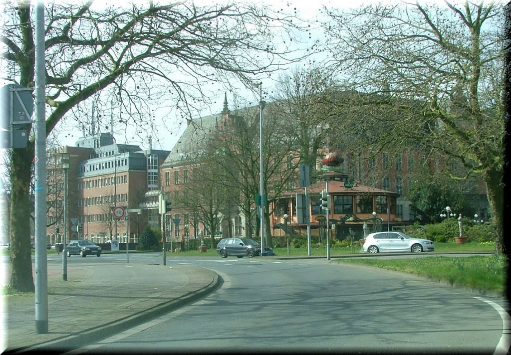 Die alte Hauptpost, Ольденбург