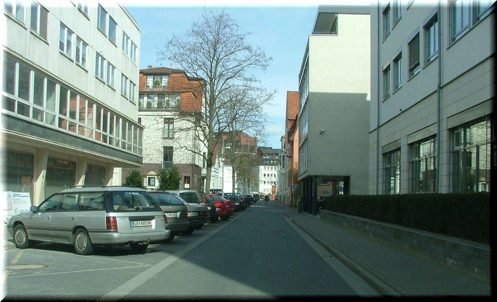 Gottorpstraße, Ольденбург