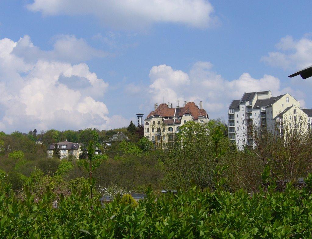 Streitsberg, Плауен