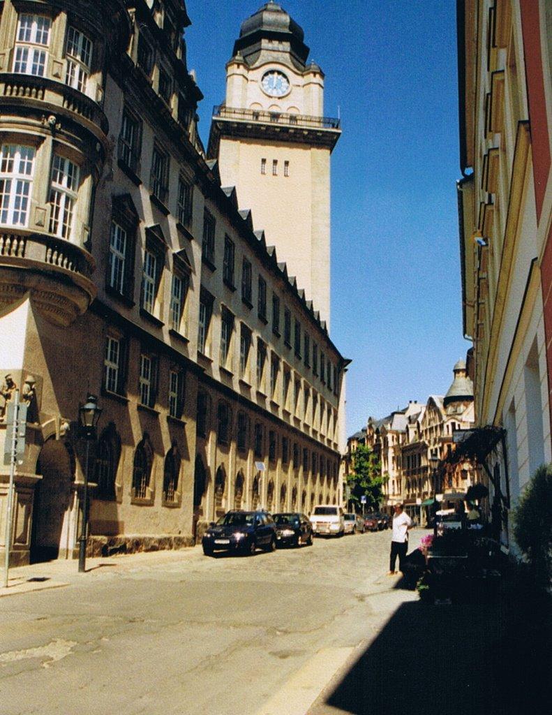 Herrenstraße, Плауен