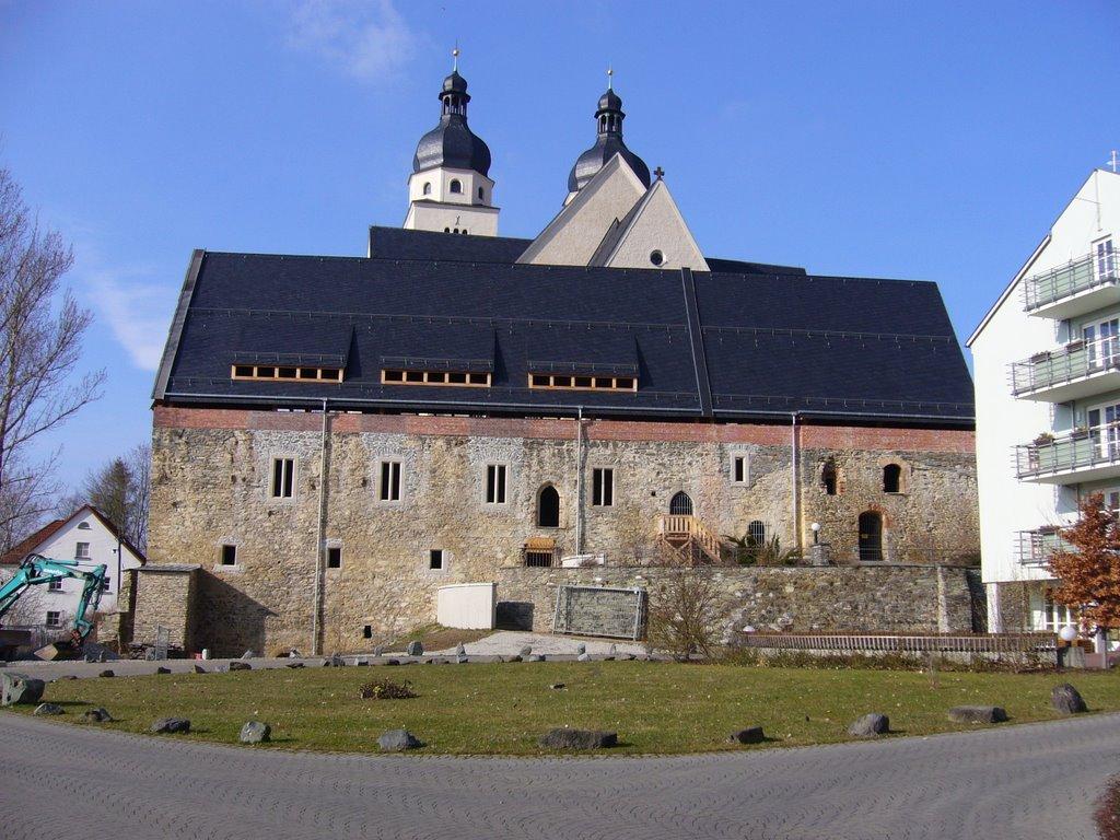 Komturhof, Плауен
