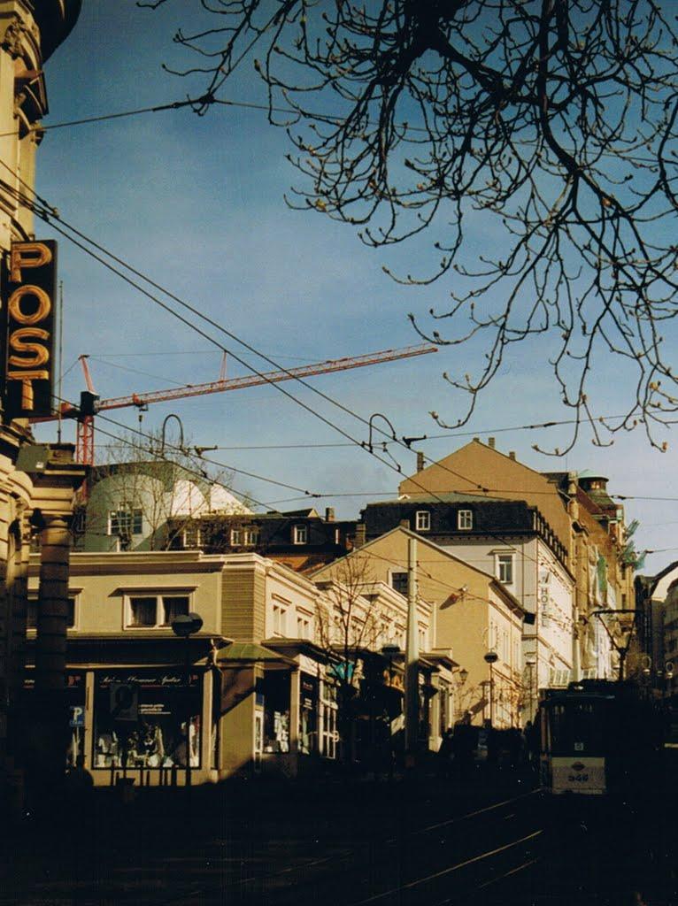 Bahnhofstrasse, Плауен