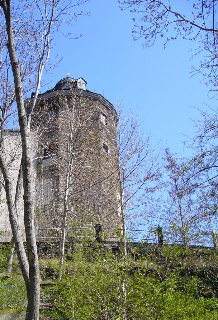 Schlossturm, Плауен