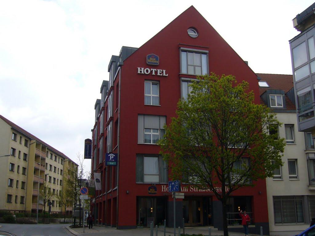 Hotel am Straßberger Tor, Плауен