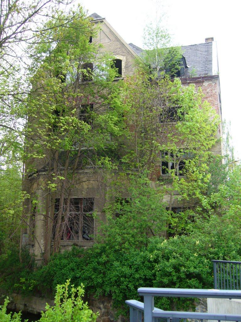 ehm. Villa Stresemannstr., Плауен