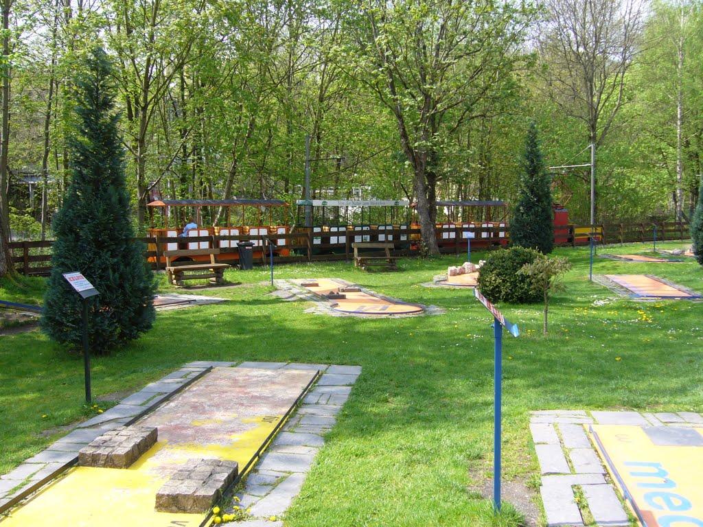 Freizeitpark Syratal, Плауен