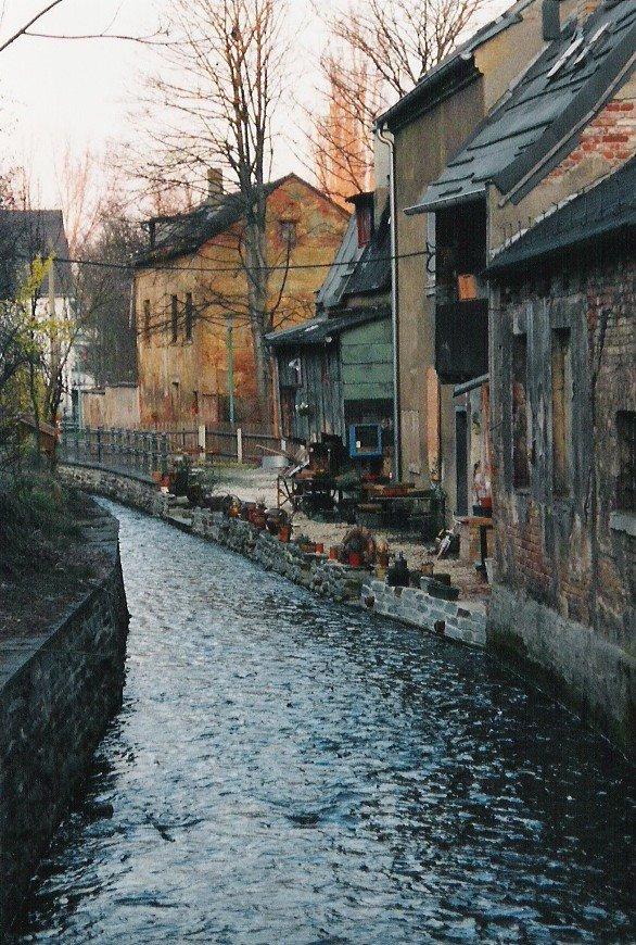 Mühlgraben, Плауен