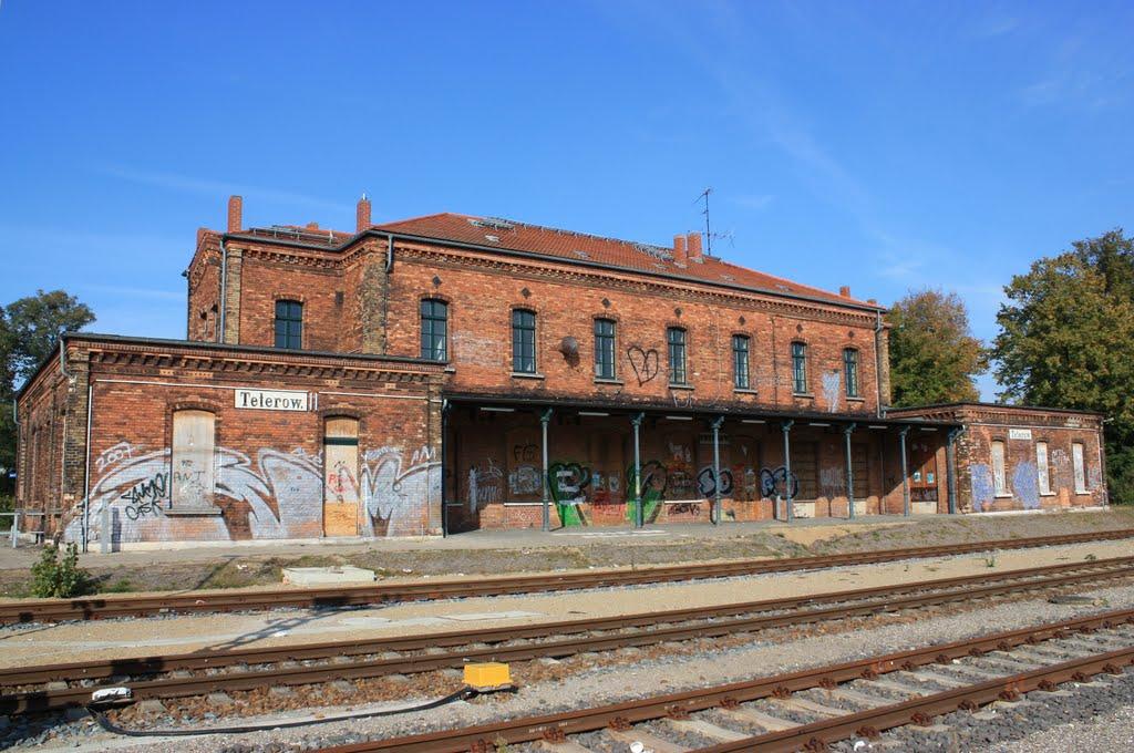 Bahnhof Teterow, Тетеров