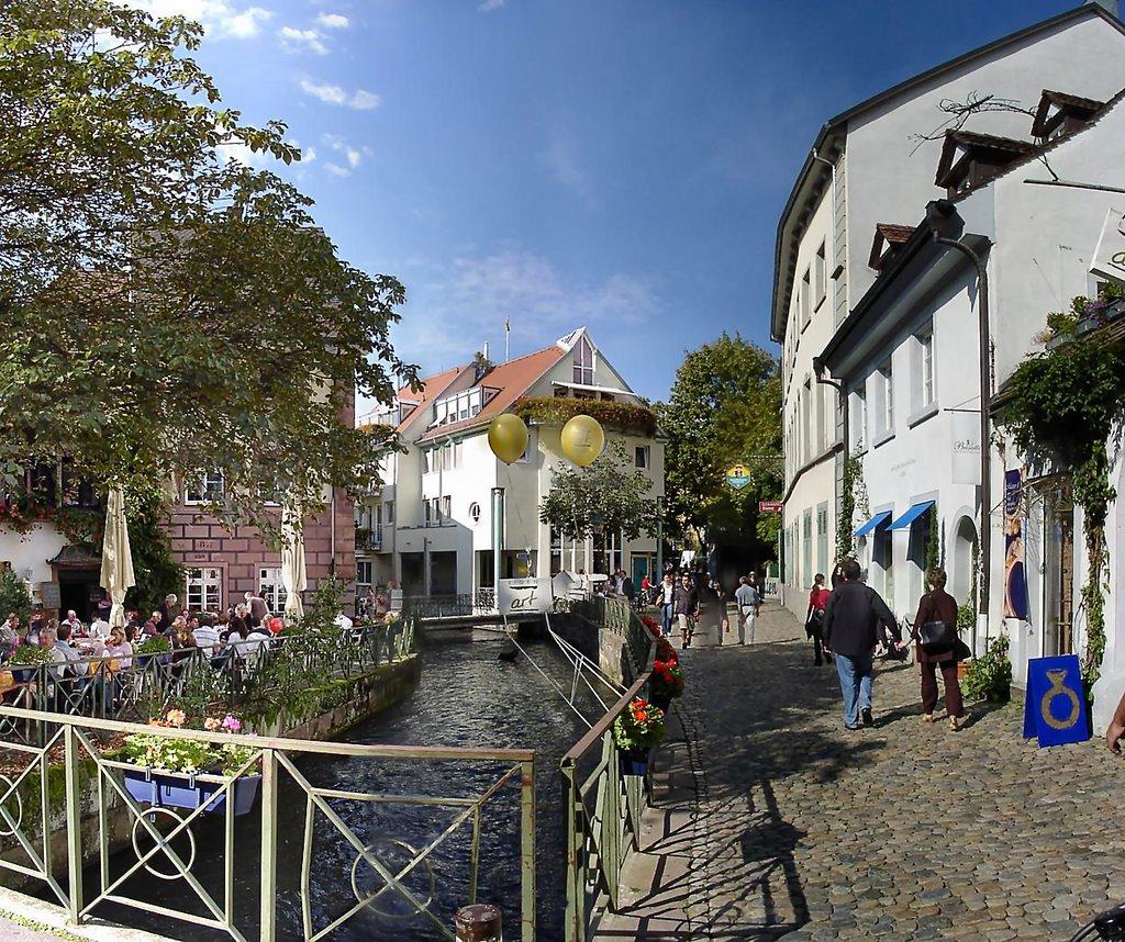 Freiburg Gerberau, Фрайбург
