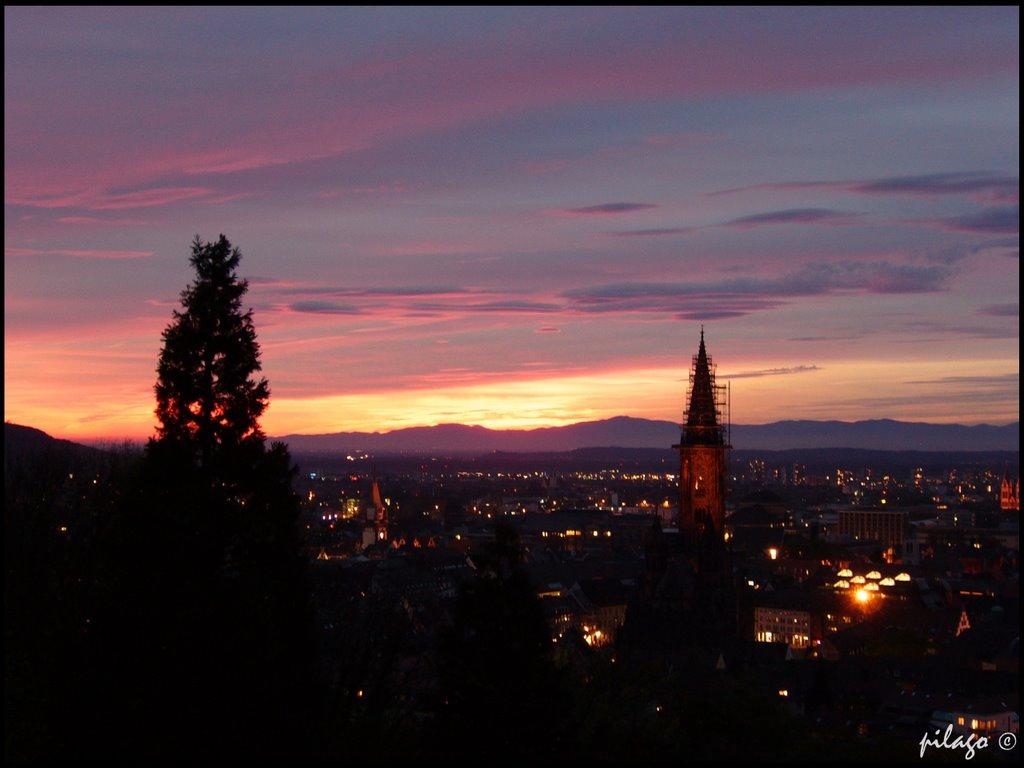 Freiburg, 17:46 ¦ pilago, Фрайбург