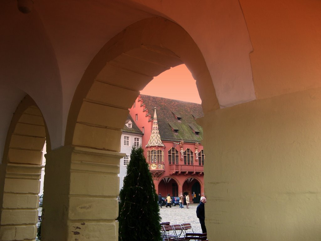 sotto larco, Фрайбург