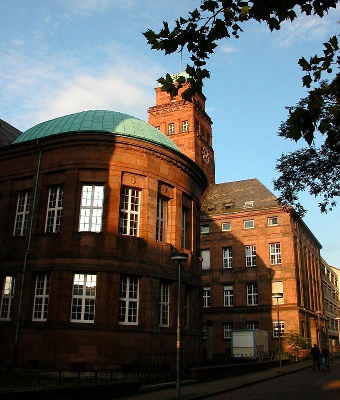 德国弗莱堡大学/University of Freiburg, Germany, Фрайбург