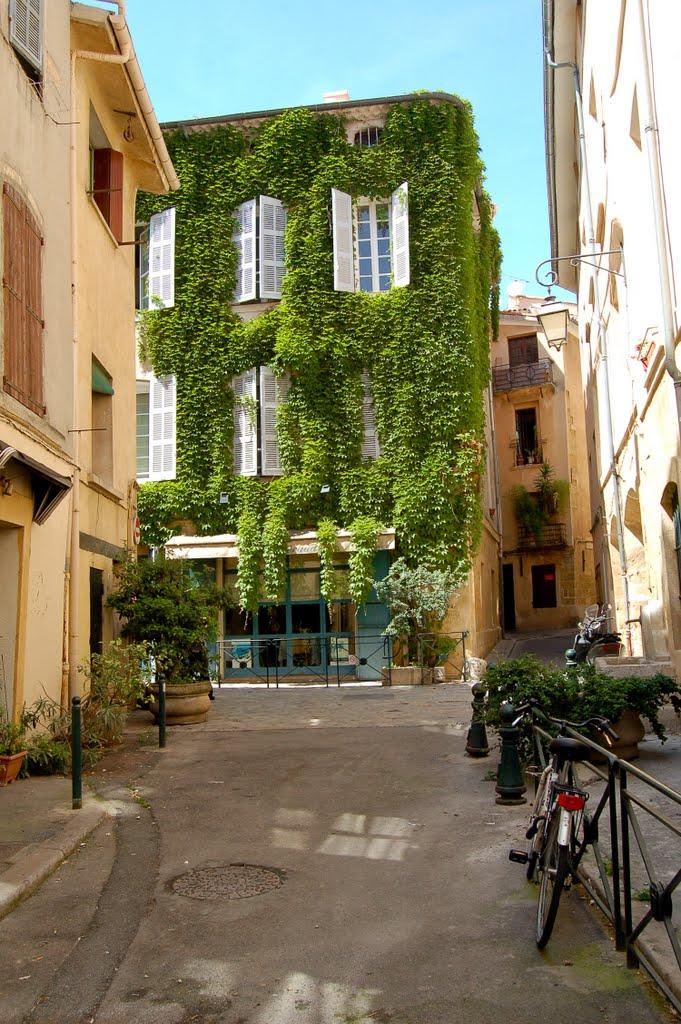 Rue Loubon, Aix-en-Provence, А-ен-Провенс
