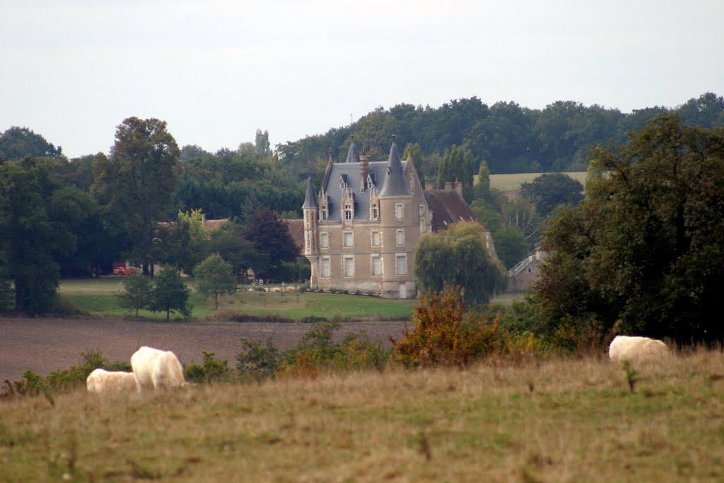 chateau de la touratte, Маисон-Альфорт