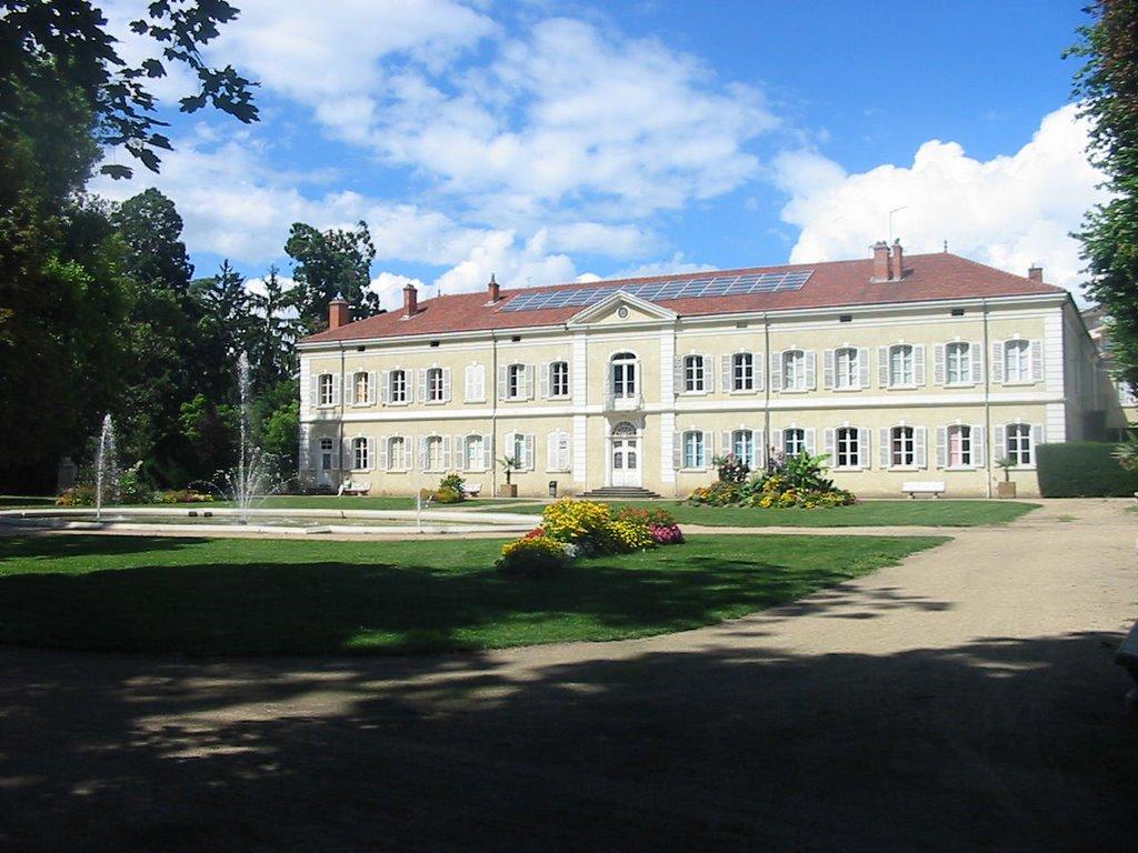 école du parc, Руанн