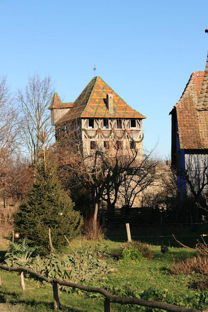 Ungersheim - Ecomusée, Мулхаузен