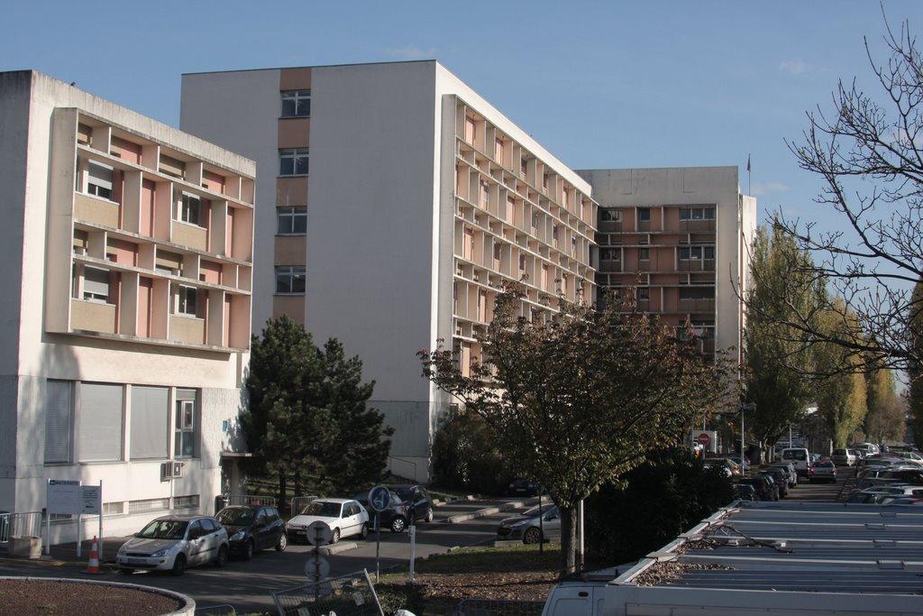 Hopital Jean Verdier, Ольни-су-Буа