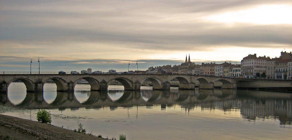 Pont Saint Laurent, Макон