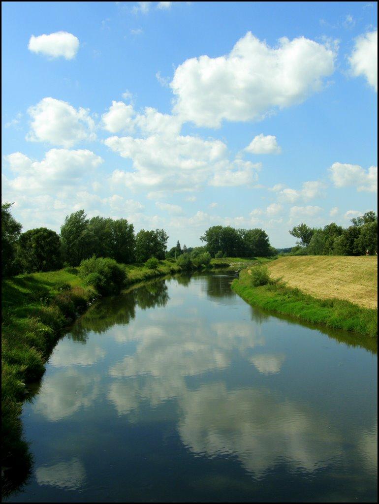 Karvina - Darków - rzeka Olza, Карвина