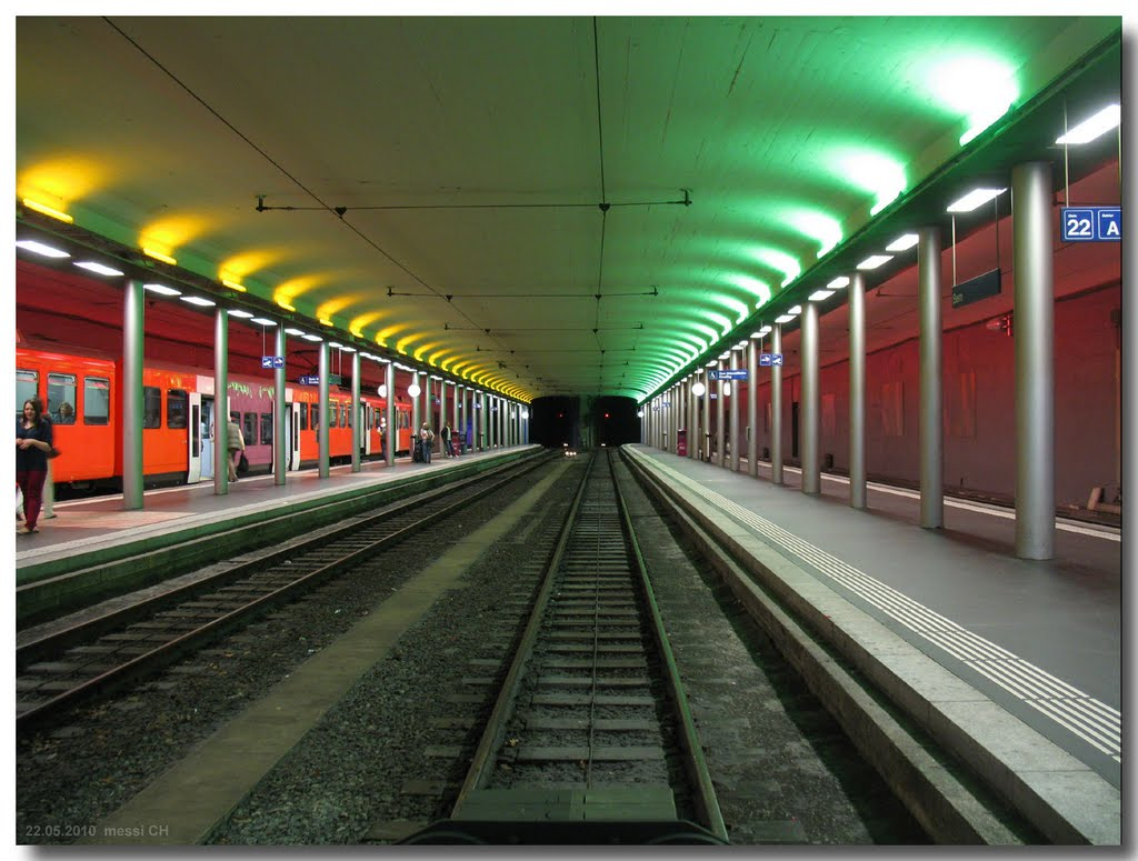 (messi10) Bern – RBS-Bahnhof [350°], Берн