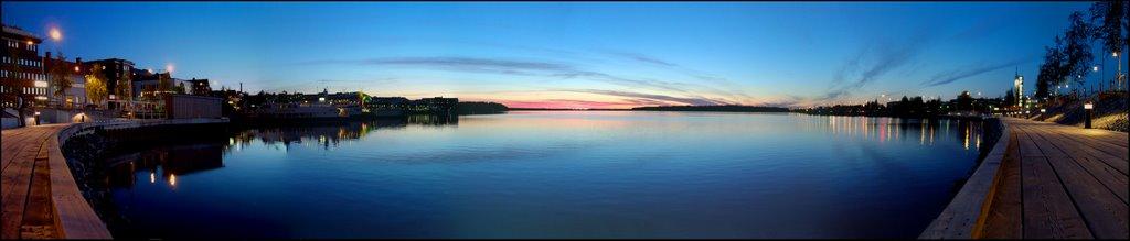 Sunset, Лулеа