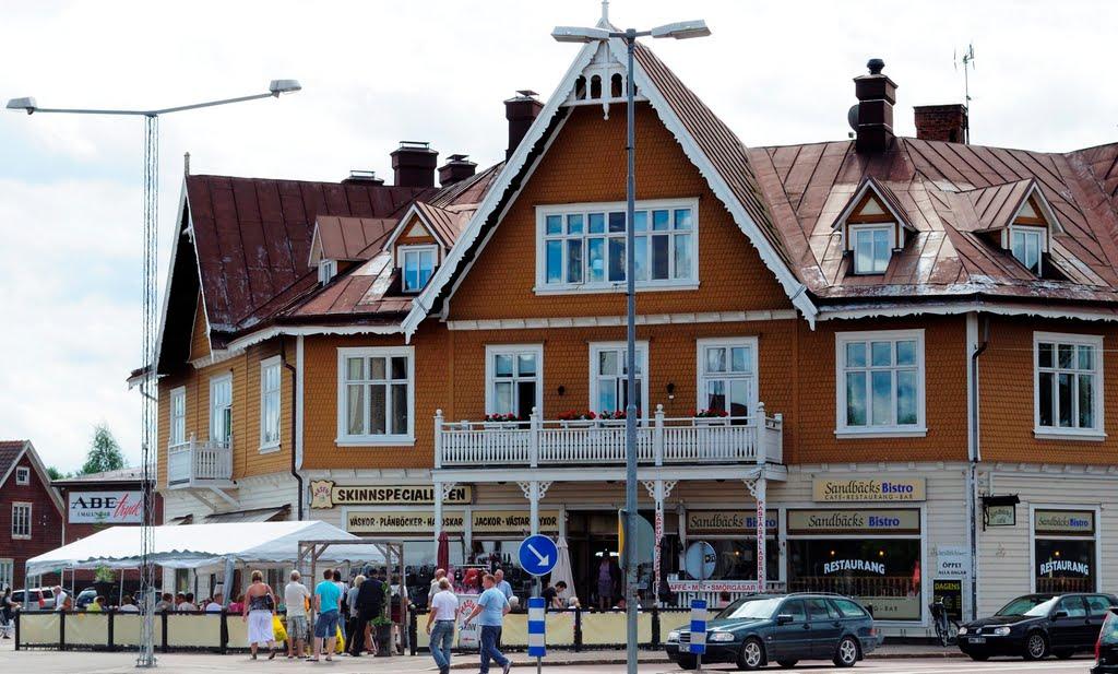 Malun Hotel og Krog., Малунг