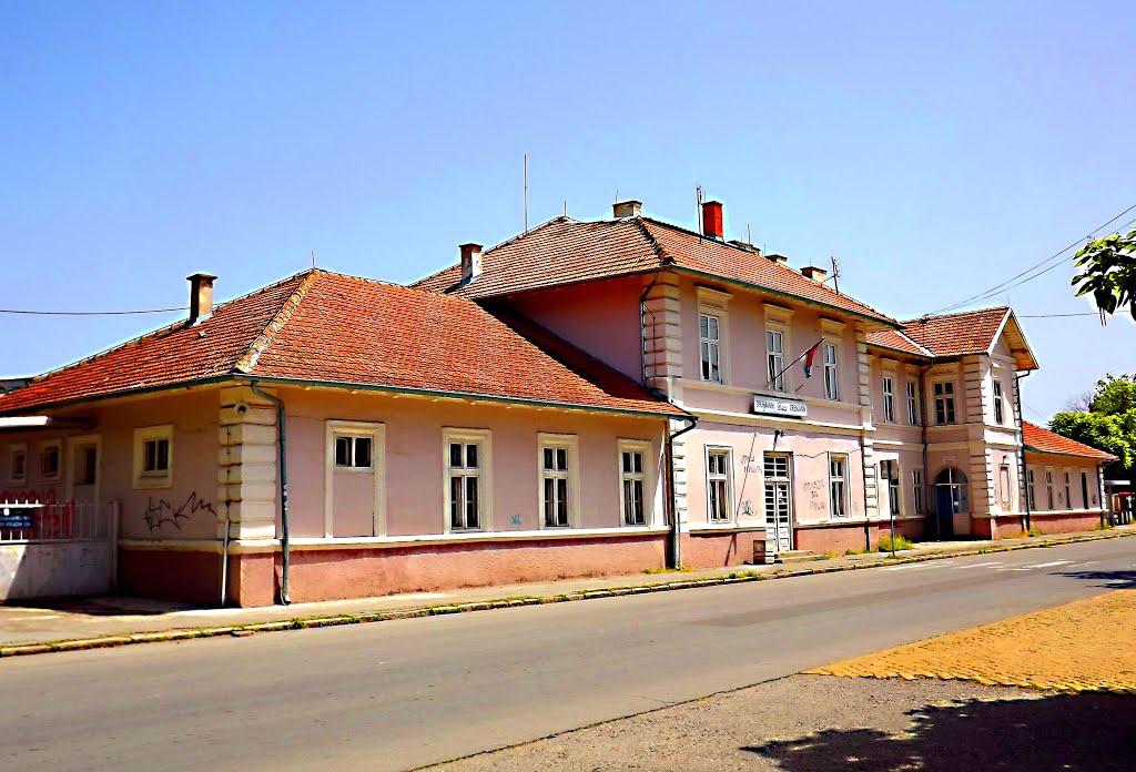 Железничка Станица Зрењанин, Зренянин