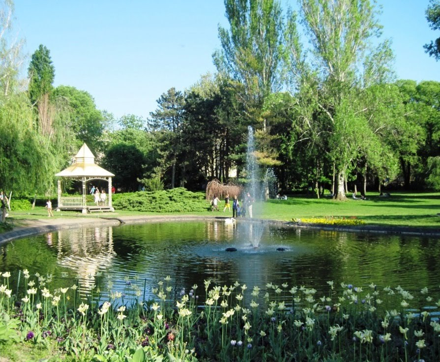Novi Sad,Dunavski park / Novi Sad,Danube Park, Нови-Сад