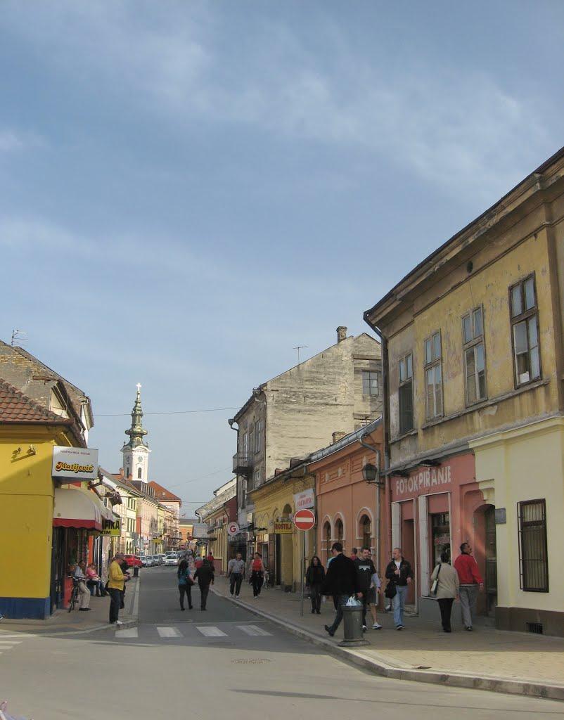 Novi Sad - Nikola Pašić Street, Нови-Сад
