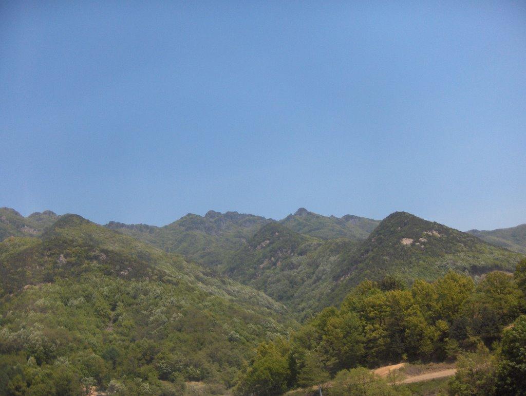 Songnisan Rest Stop View, Мирианг