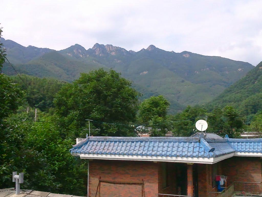 Gu Byung Mt._MaRo Myun, Bo Eun Gun, Мирианг