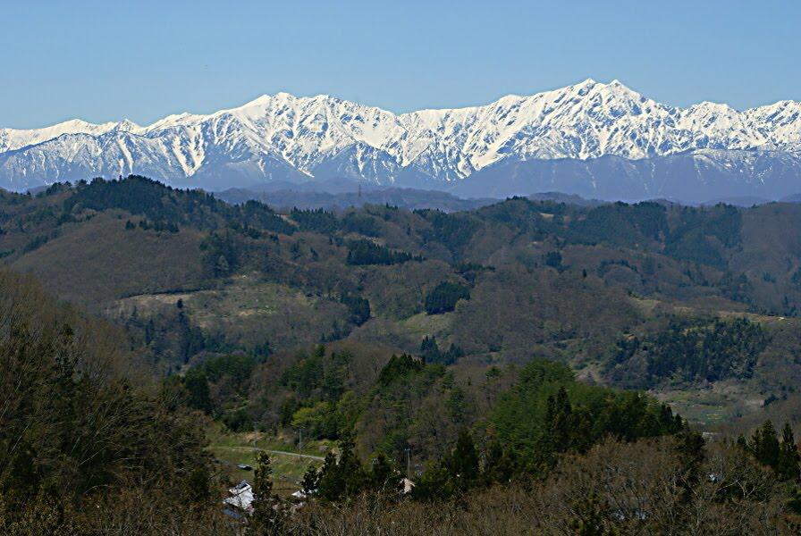 Hakubadake 白馬岳, Нагоиа