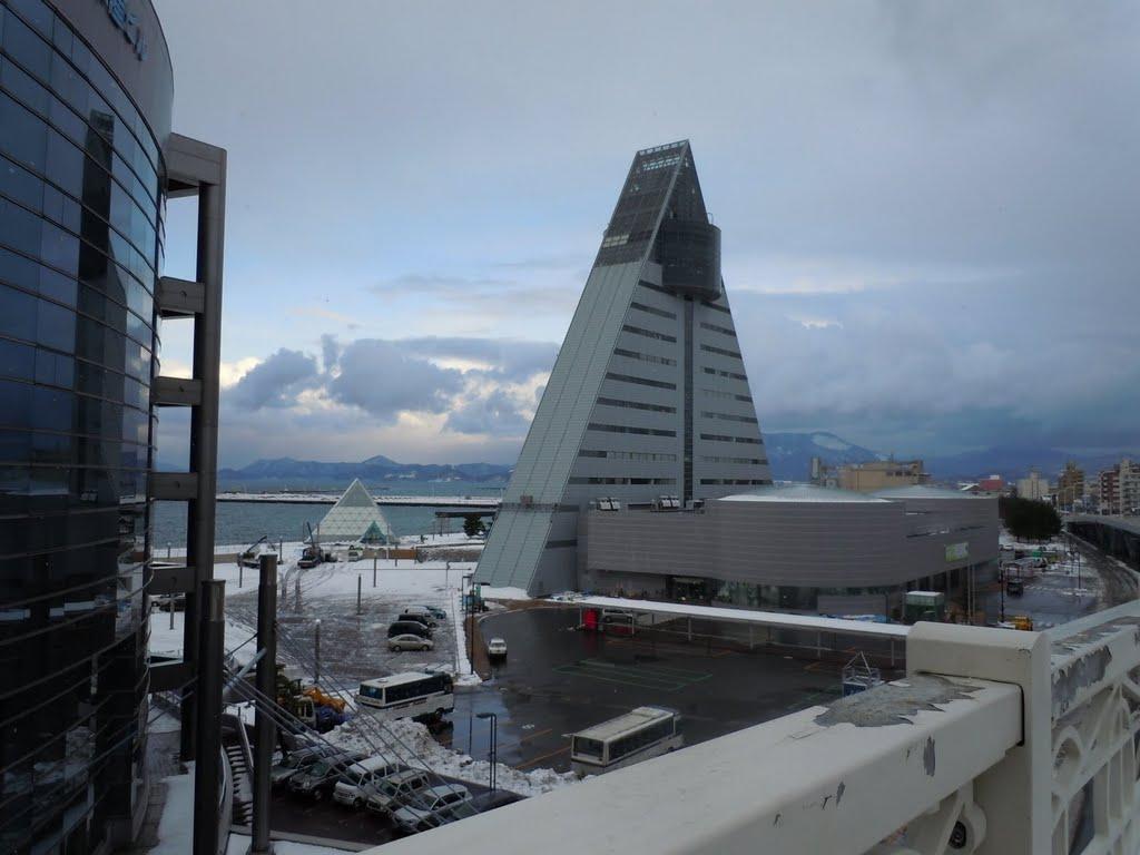 Aomori Prefecture Tourist Center ASPAM, Хачинохе