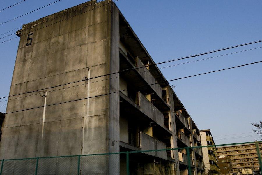 The old public residence of Takahagi City(高萩市の古い公共住宅), Китаибараки