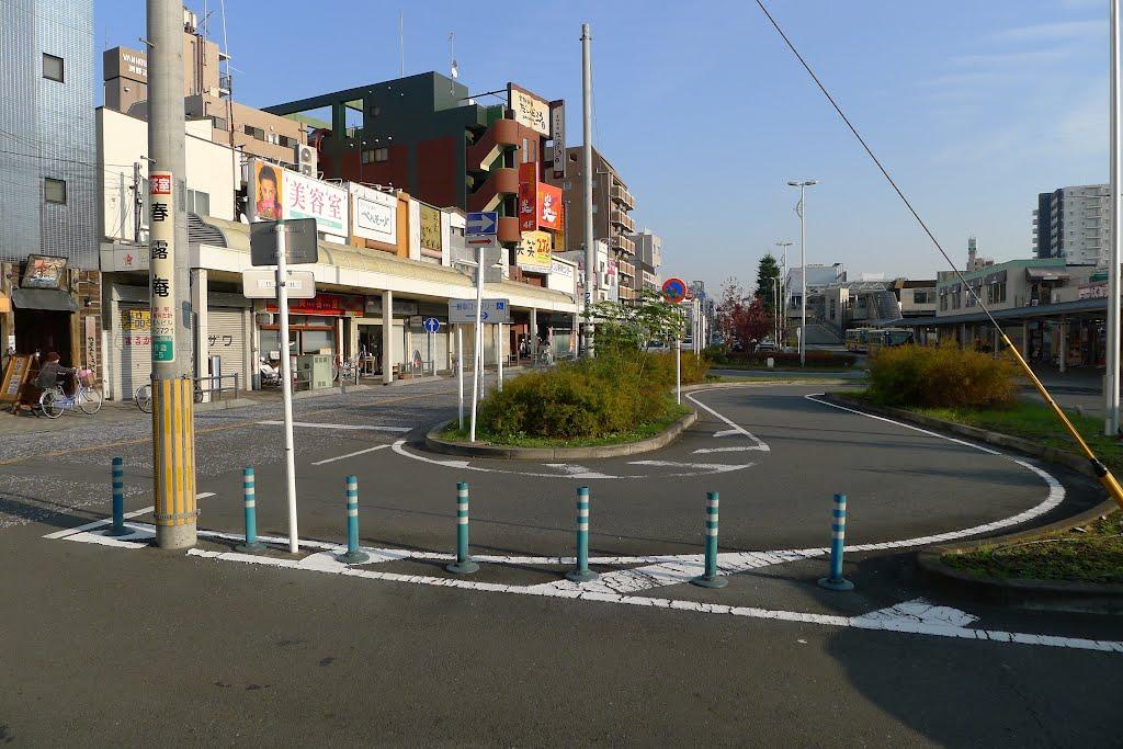 淵野辺駅 ロータリー, Сагамихара