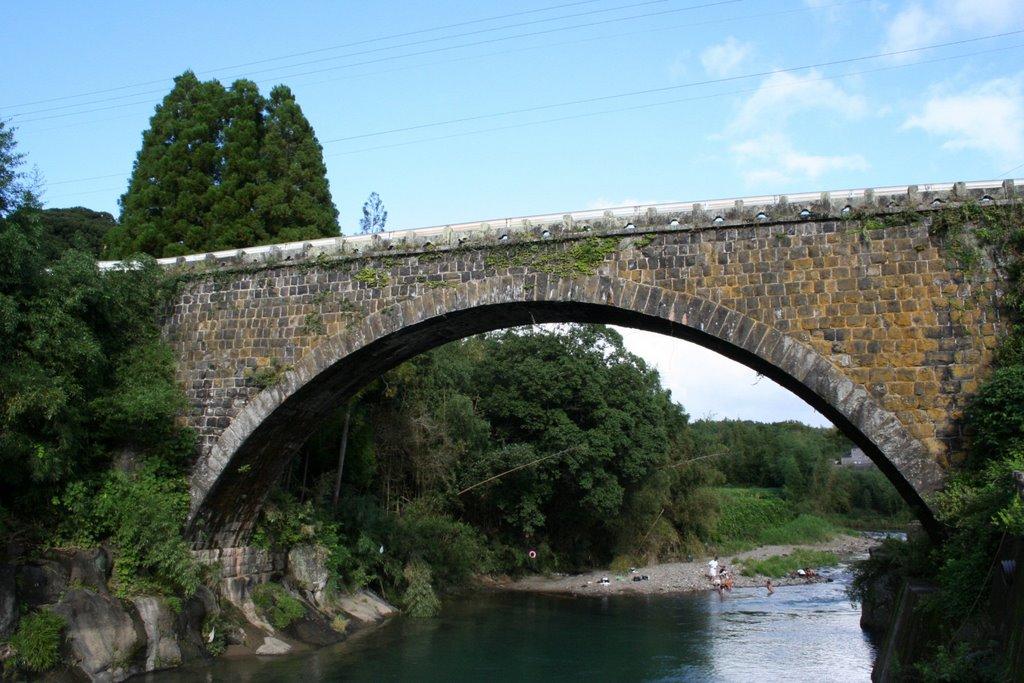 安政橋, Сузука