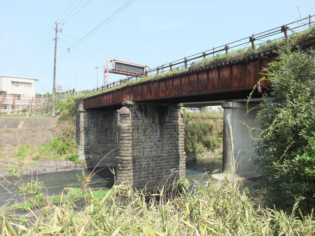 明治橋, Сузука