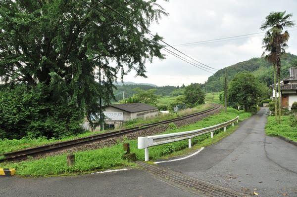 豊肥本線の撮影ポイント, Сузука
