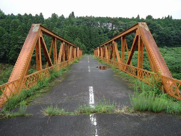 細長橋, Сузука