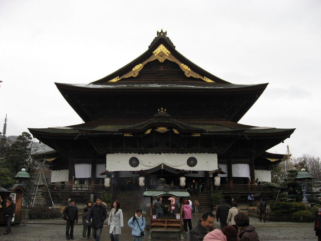 Templo Zenko, Сува