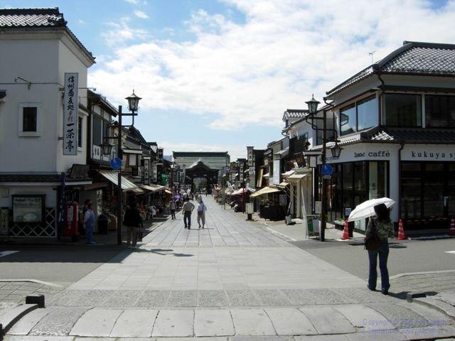 長野市 善光寺 参道 Sando, Zenkoji Temple, Nagano, Сува
