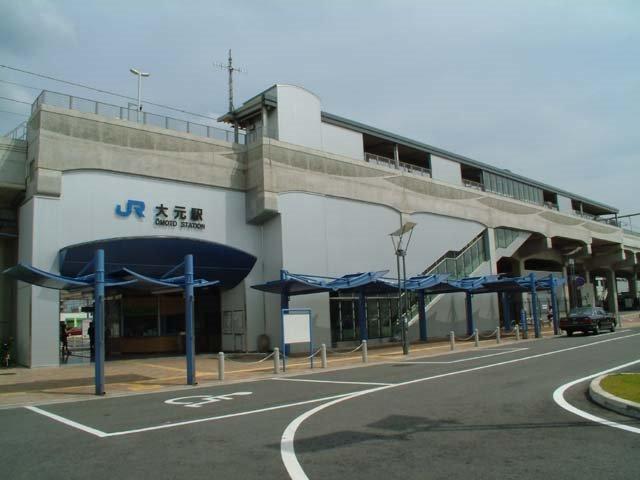 大元駅, Курашики