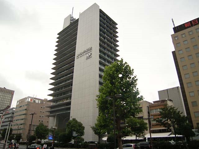 山陽新聞社, Окэйама